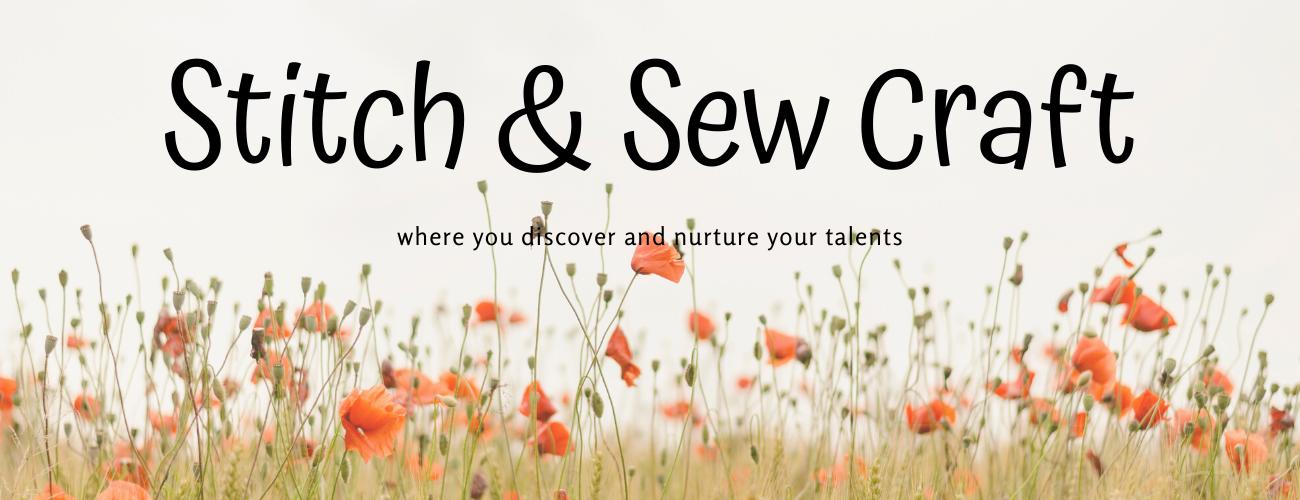 Stitch and Sew Craft